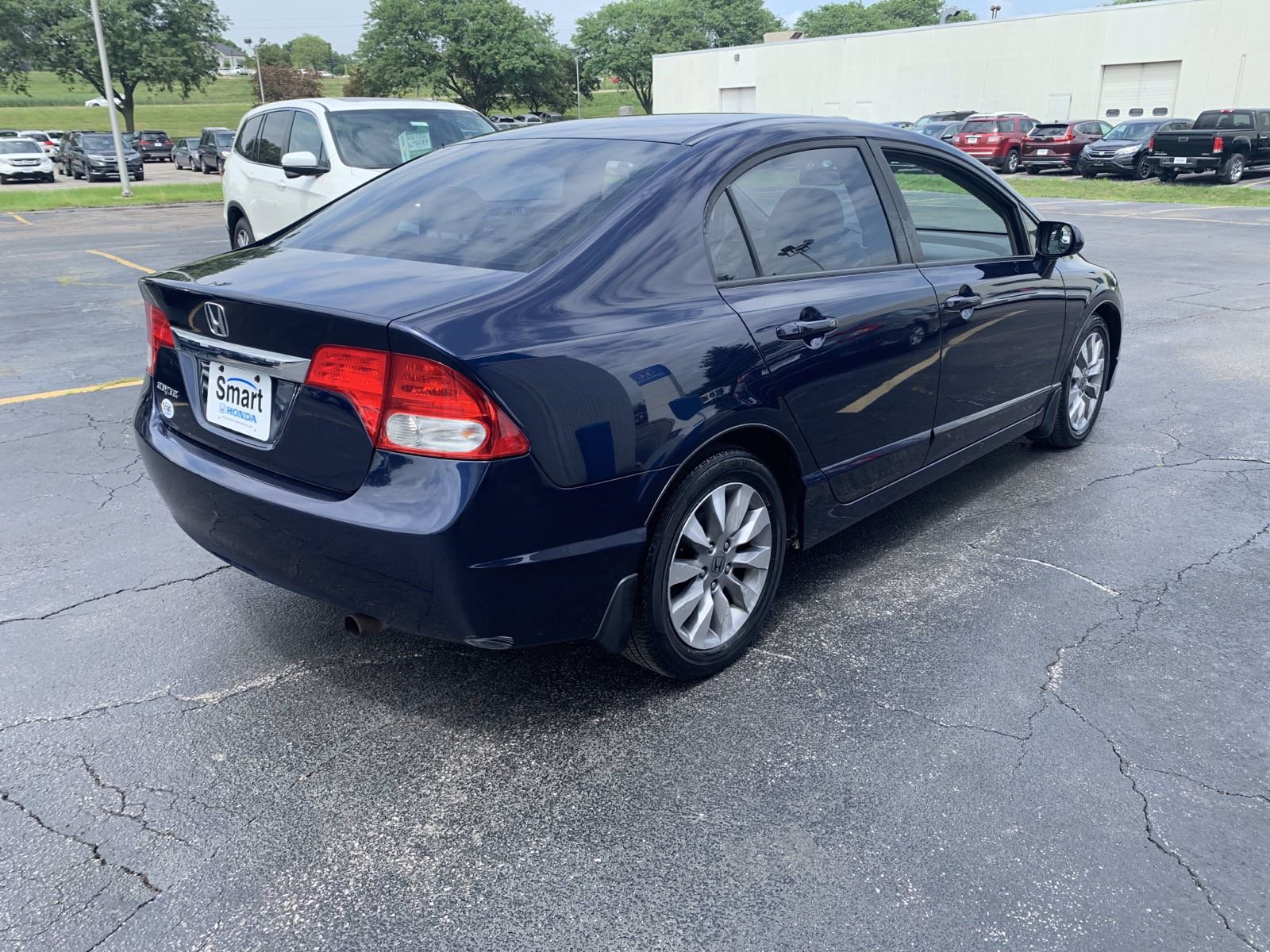 Pre-Owned 2010 Honda Civic Sdn EX