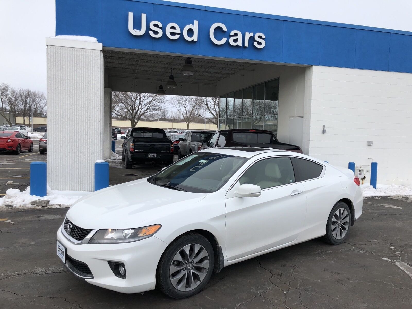 Certified Pre Owned 2017 Honda Accord Coupe Ex L