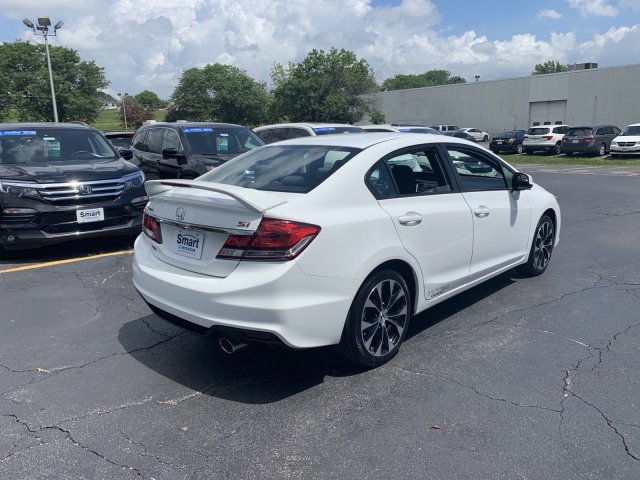 Pre-Owned 2013 Honda Civic Sdn Si