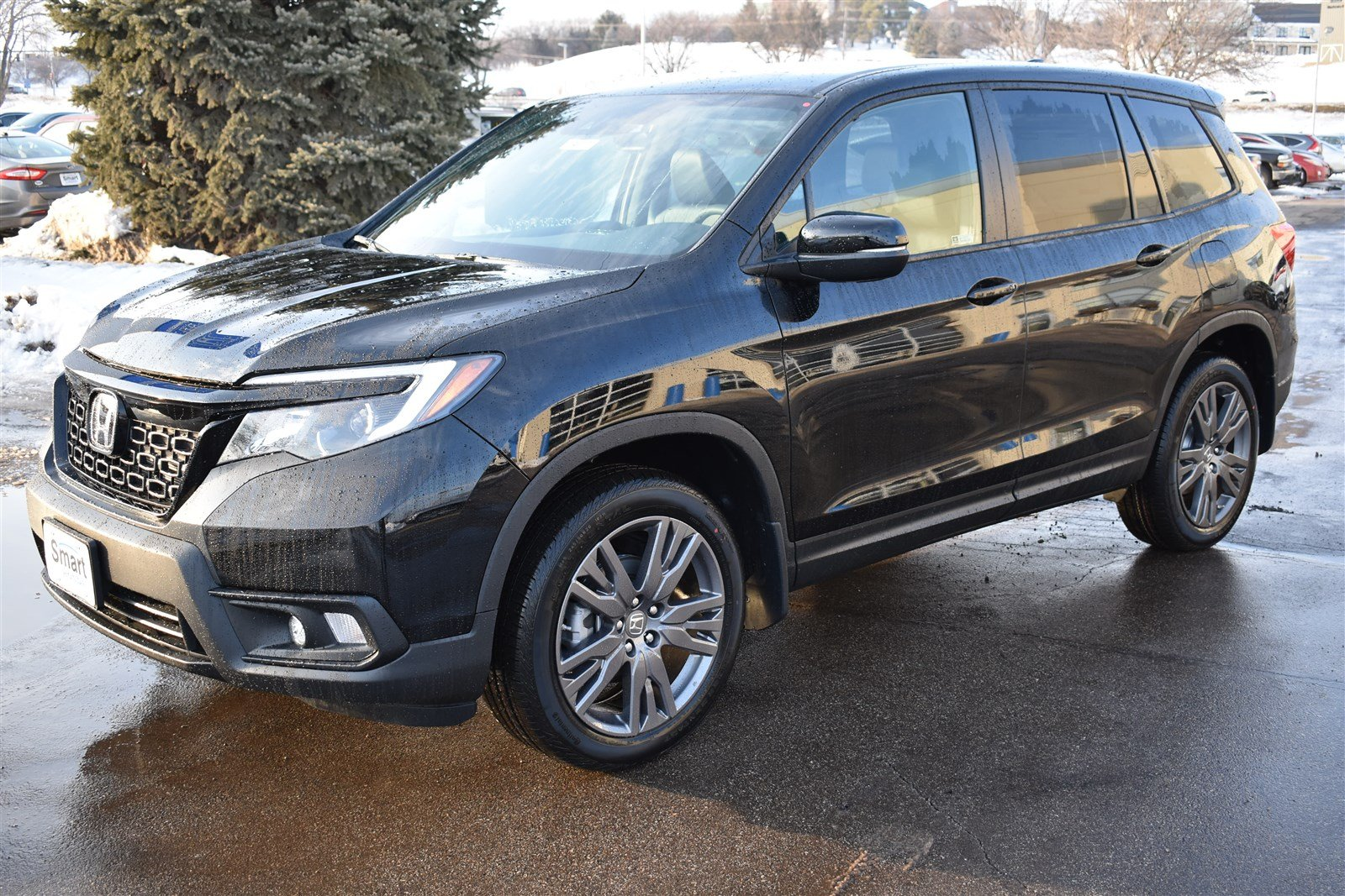 New 2019 Honda Passport Ex L Sport Utility In Des Moines 854317