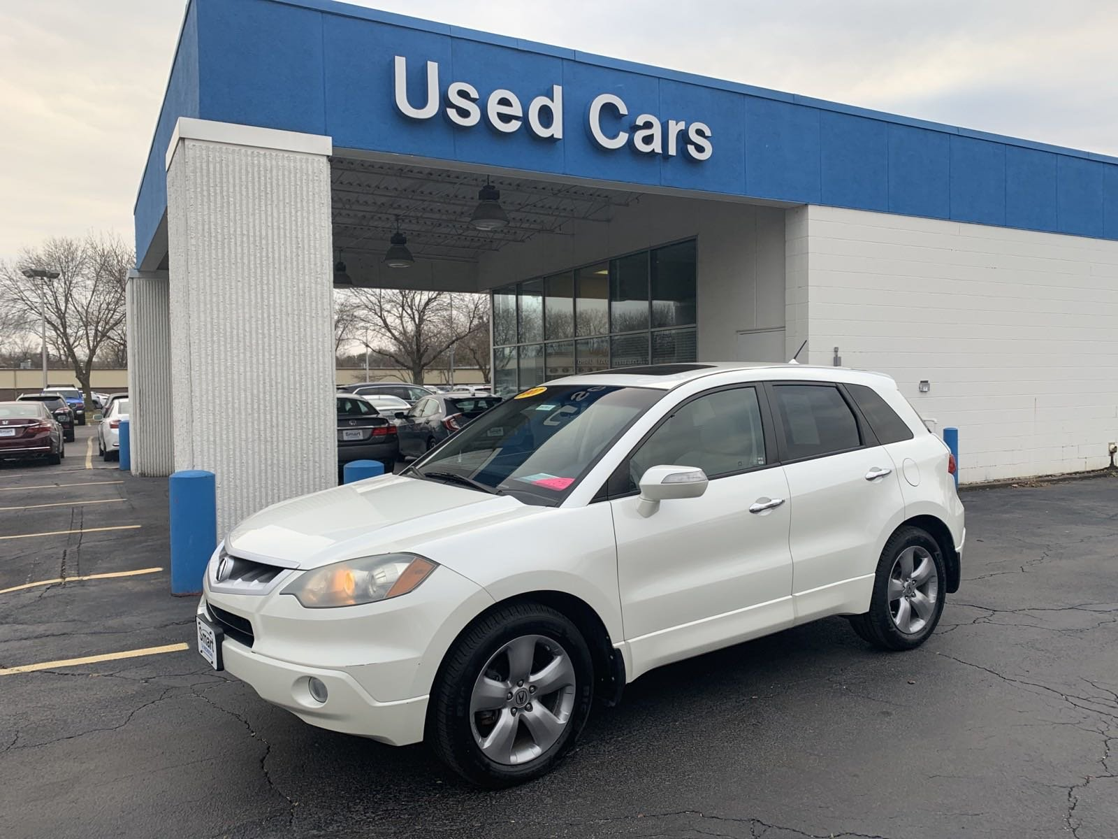 Pre-Owned 2007 Acura RDX Tech Pkg