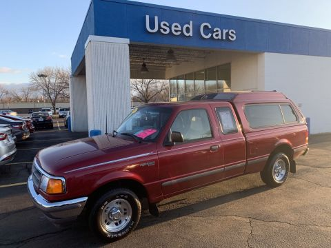 Pre-Owned 1995 Ford Ranger 2WD Supercab XLT