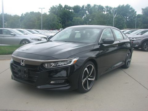 New 2020 Honda Accord Sedan Sport 2.0T