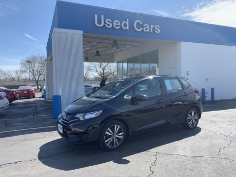 Certified Pre-Owned 2015 Honda Fit EX-L/Navi